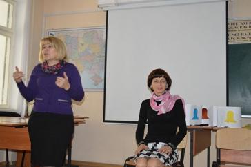 """Навчання у м.Хмельницький в рамках проекту """"Шкільна академія підприємництва-3"""""""