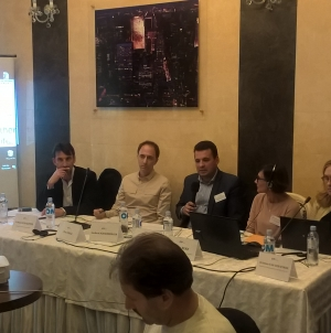 ETF conducts Workshop on Enrepreneurship Key Competence development in the Republic of Moldova