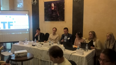 ETF conducts Workshop on Enrepreneurship Key Competence development in the Republic of Moldova