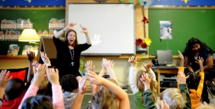 Teacher Engagement: Moldova Explores EntreComp