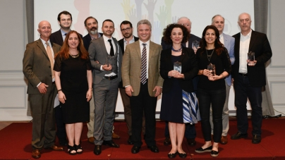 The ETF Good Practice In Training Awards 2018